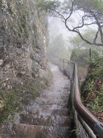 The Furber Stairway