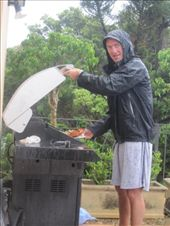 BBQing Adam and Steve in the rain.: by partners-in-crime, Views[181]