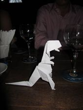 This shows just how good our company is that someone can do this whilst at dinner with us!: by partners-in-crime, Views[117]