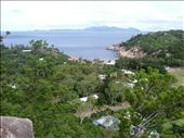 Here's a view of Magnetic island from one of the viewpoints that stumbled across.: by paul_byrom, Views[247]