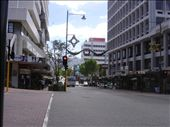 This is the main street in Dunedin.  : by paul_byrom, Views[189]
