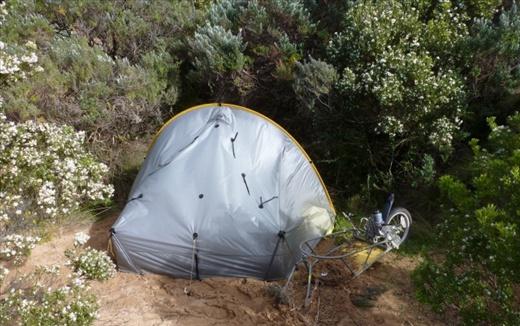 Childers Cove Camp Site