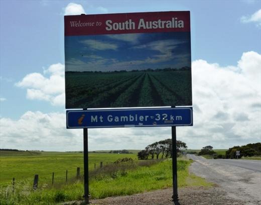 SA Border