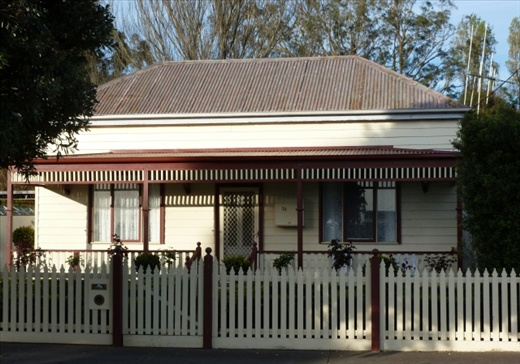 Typical House in Koroit