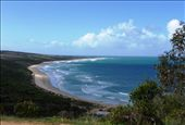 Urquhart Bluff between Anglesea and Lorne: by pauline, Views[566]