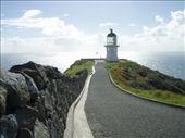 Cape Reinga lighthouse.: by paulmatthew, Views[134]