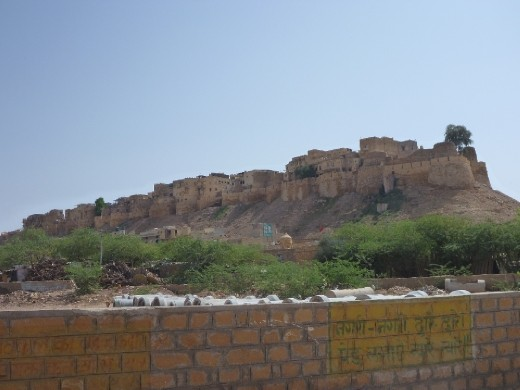 Another of Jaisalmer Fort