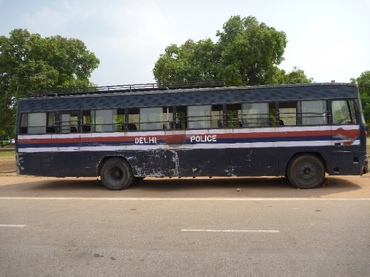 State of the art Police vehicle