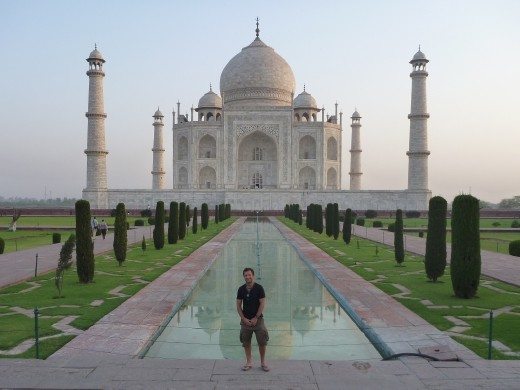 Just beautiful. The Taj Mahal aint bad either!!