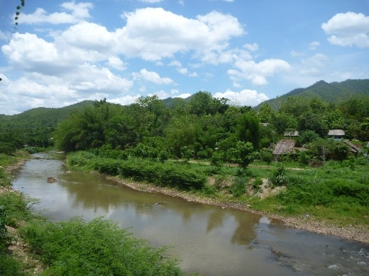 Pai and the Pai river