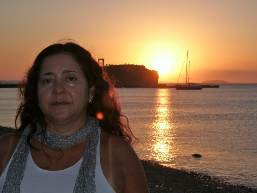 Sunset - Naxos