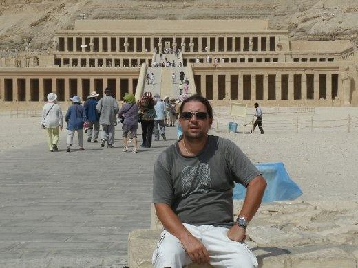 Queen Hatshepsut Temple
