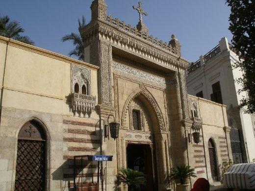 Hanging Church - Coptic Cairo