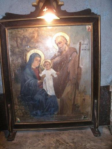 Church of Holy Virgin - Coptic Cairo