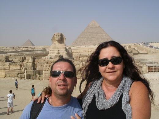 Giza Plateau - Sphinx