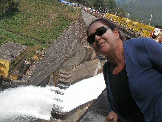 Dam at Munnar