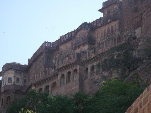 Mehrangarh Fort