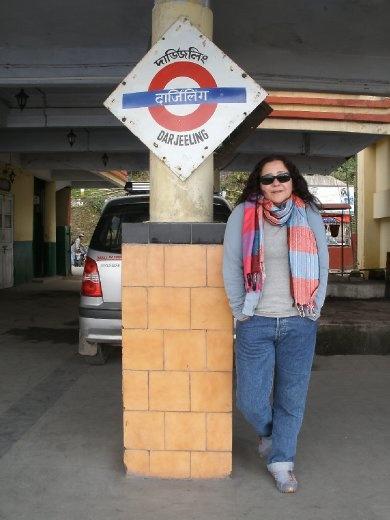 Darjeeling Toy Steam Train
