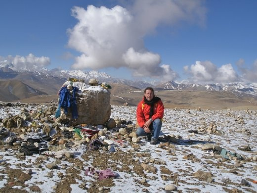 Pass - 5240 metres