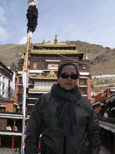 Tibet - Xigatse - Tashilhunpo Monastery