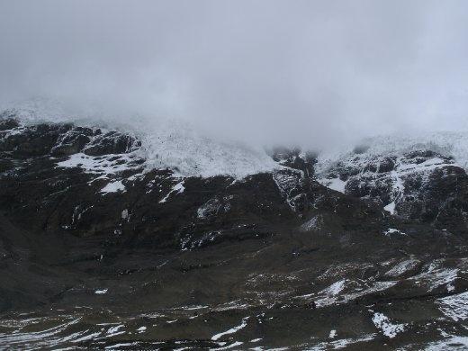Tibet - Glacier - 5050 metres