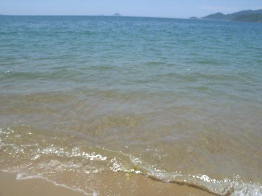 Nha Trang - Cam Ranh beach