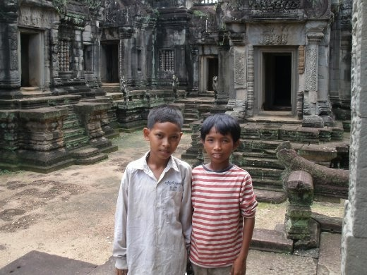 Banteay Samre & Ruolos Group