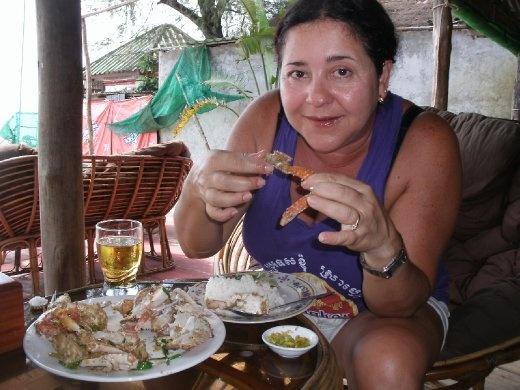Best fried crab evah!!