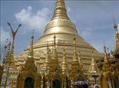 Shwe Dagon Pagoda: by pauluiza, Views[115]