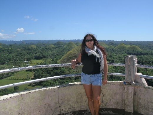 Chocloate Hills
