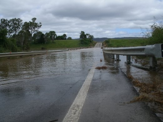 Flooding in northern New South Wales