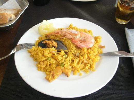 Menu del dia - Gloria restaurante