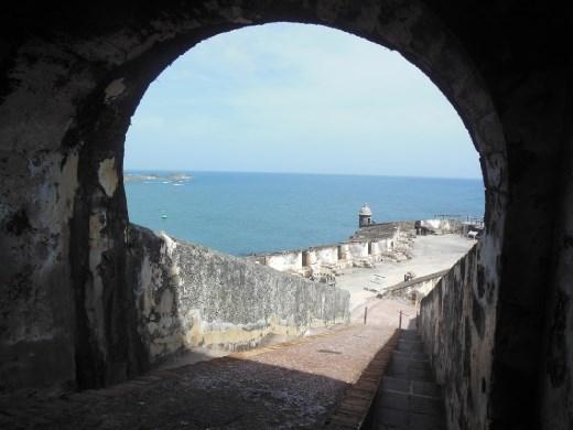 San Juan - fort