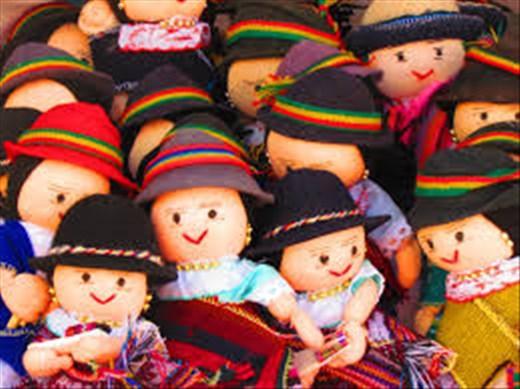 Otavalo open air market