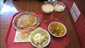 Pelmeni (dumplings) and cold beer for lunch: by pauluiza, Views[335]