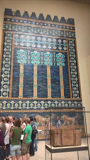 Pergamon Exhibit