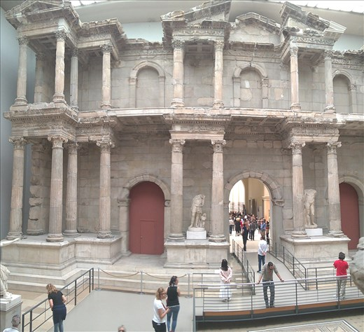 Pergamon Exhibit