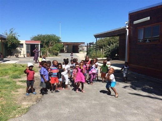 Child's Play at the Noluthando Educare Centre #1 ¦ Pete Martin