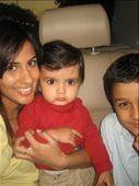 Shivan, Avi and I (Aparnas kids): by pchande, Views[285]