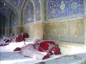 Inside Imam Mosque: by pecosbiff, Views[198]
