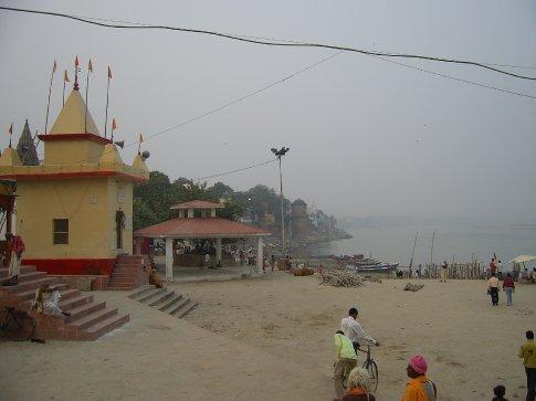 Varanasi - holiest city in India