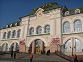Khabarovsk Station - Russian stations are masterpieces: by pecosbiff, Views[174]
