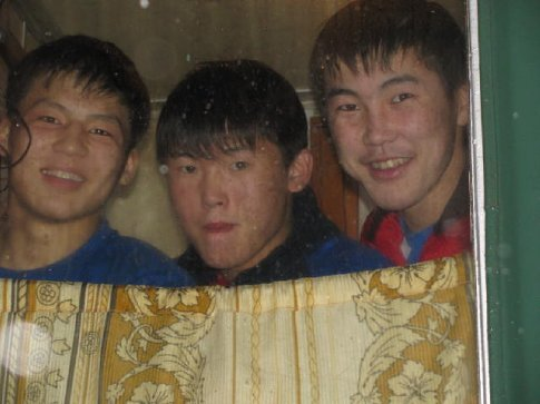 Buryat schoolboys off to wrestling championship in Perm