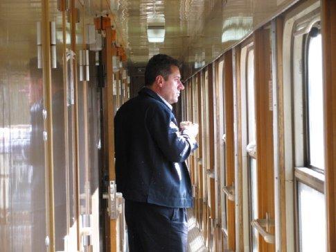 Bulgarıan conductor - so kınd