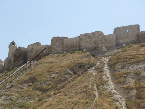 The Citadel at Aleppo