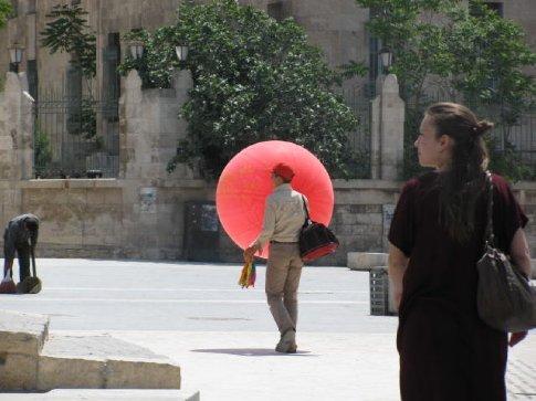 Balloon, anyone?
