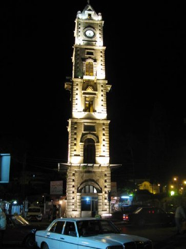 Clocktower landmark