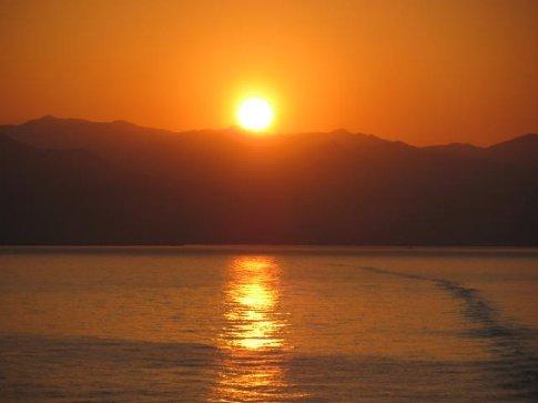 Bye, Italian dawn