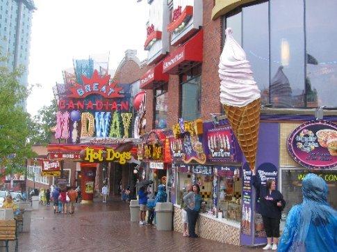 Cheap and nasty Niagara - love it!
