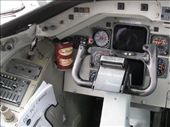 Timmies everywhere even on flight deck.: by pecosbiff, Views[197]